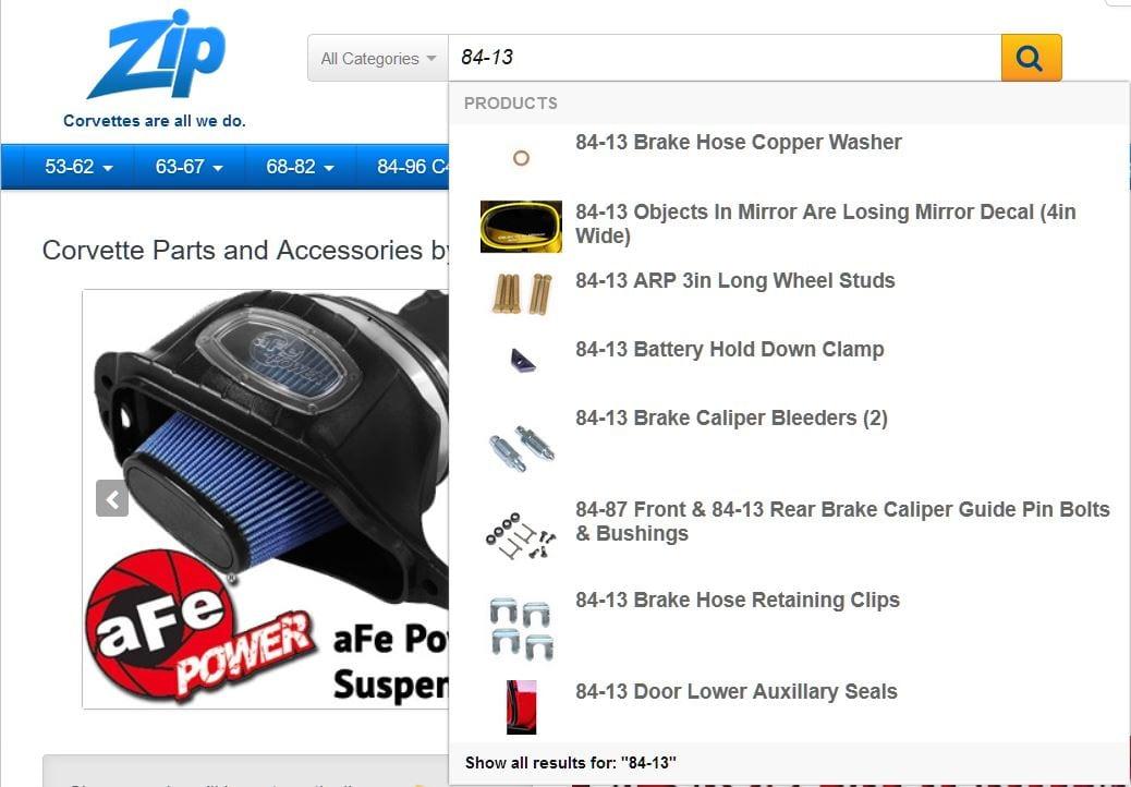 Search & Merchandising for B2B