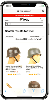 Fast Simon search results on Mobile